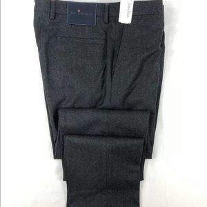 Kiton Gray Wool Cashmere Stretch Pant 1295$ 34x35